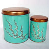 Canisters, Bread Boxes, Kitchen Storage Items