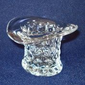 Fostoria American Top Hat Toothpick Holder or Vase