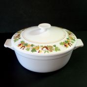 Noritake Homecoming 1.75 Quart Covered Casserole Saucepan