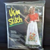 Bucilla Vera Neumann Spring Song Hostess Skirt Needlework Kit